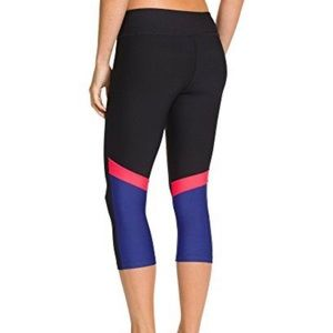 Under Armour heat gear compression capri leggings